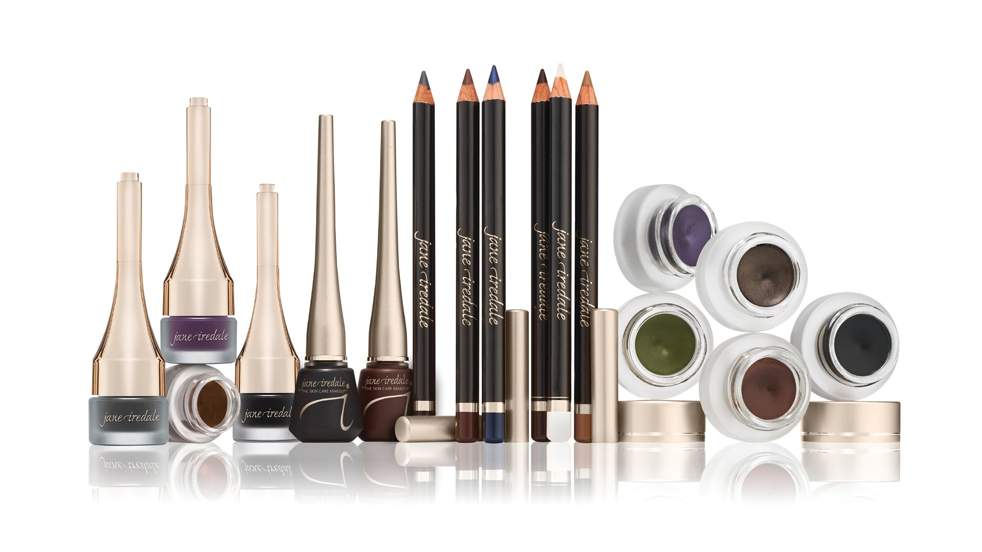 jane iredale mascara eye shadows liquid eye sheres