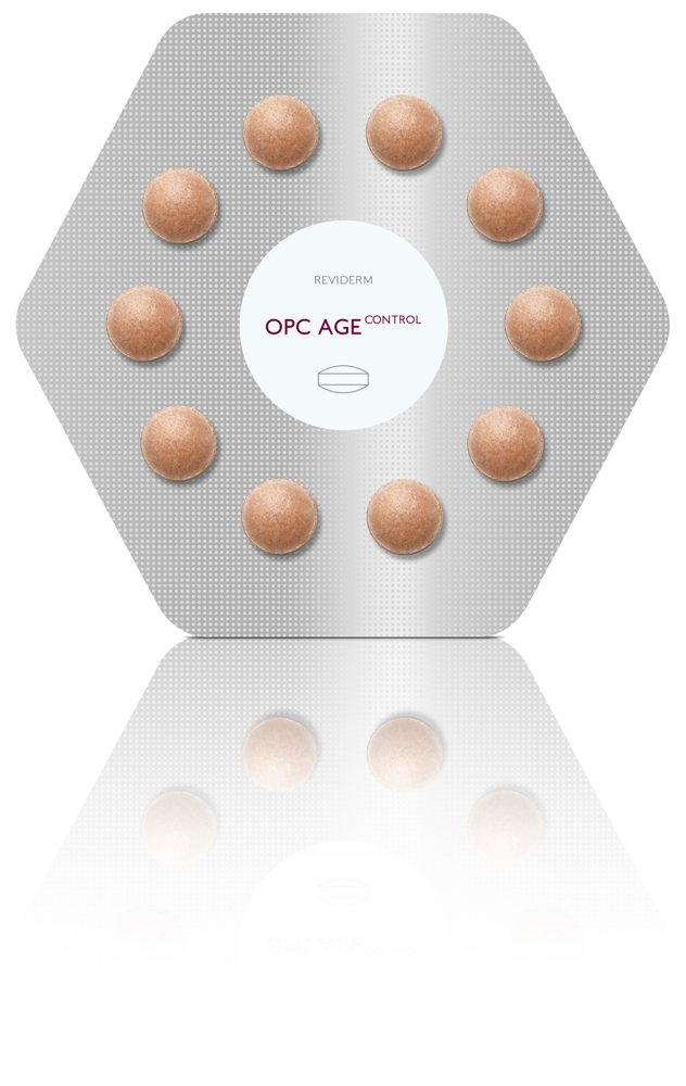 Reviderm Nutricosmetic OPC Age Control